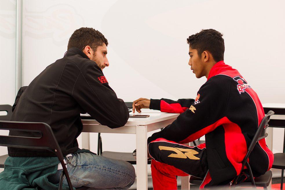 addetto stampa motorsport marketing communication press office