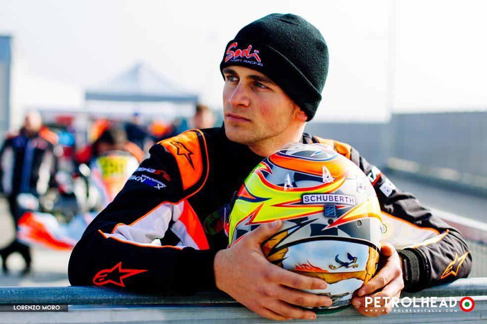 Alex irlando joins Petrolhead Italia