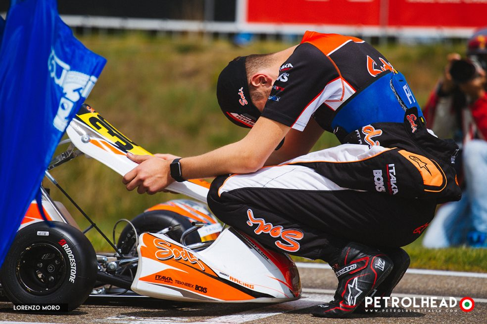 marketing motorsport management sponsorship karting