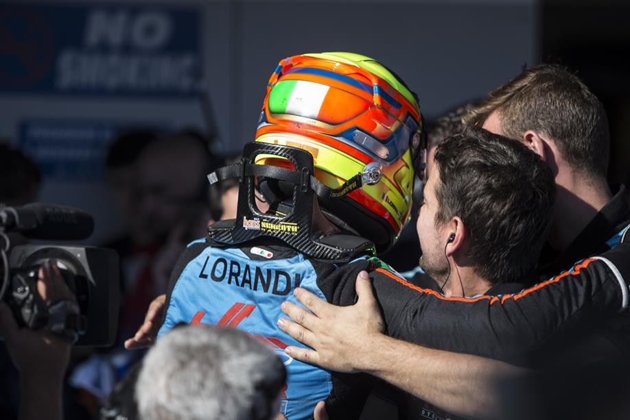 GP3 sponsorship Petrolhead Italia