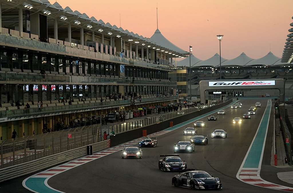 Four weeks until ninth edition of the Gulf 12 Hours