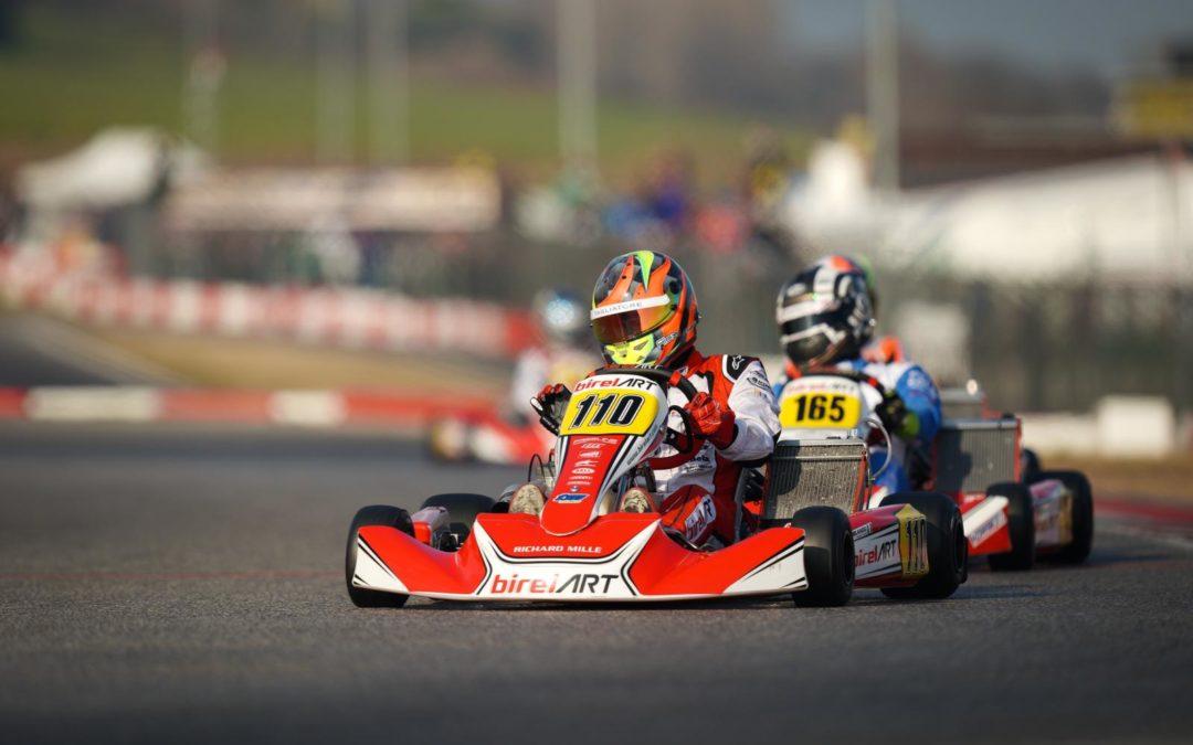 Alex Irlando returns to South Garda Karting for the WSK Super Master Series