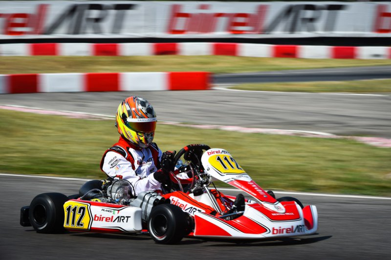 P4 at the 25th Winter Cup for Alex Irlando
