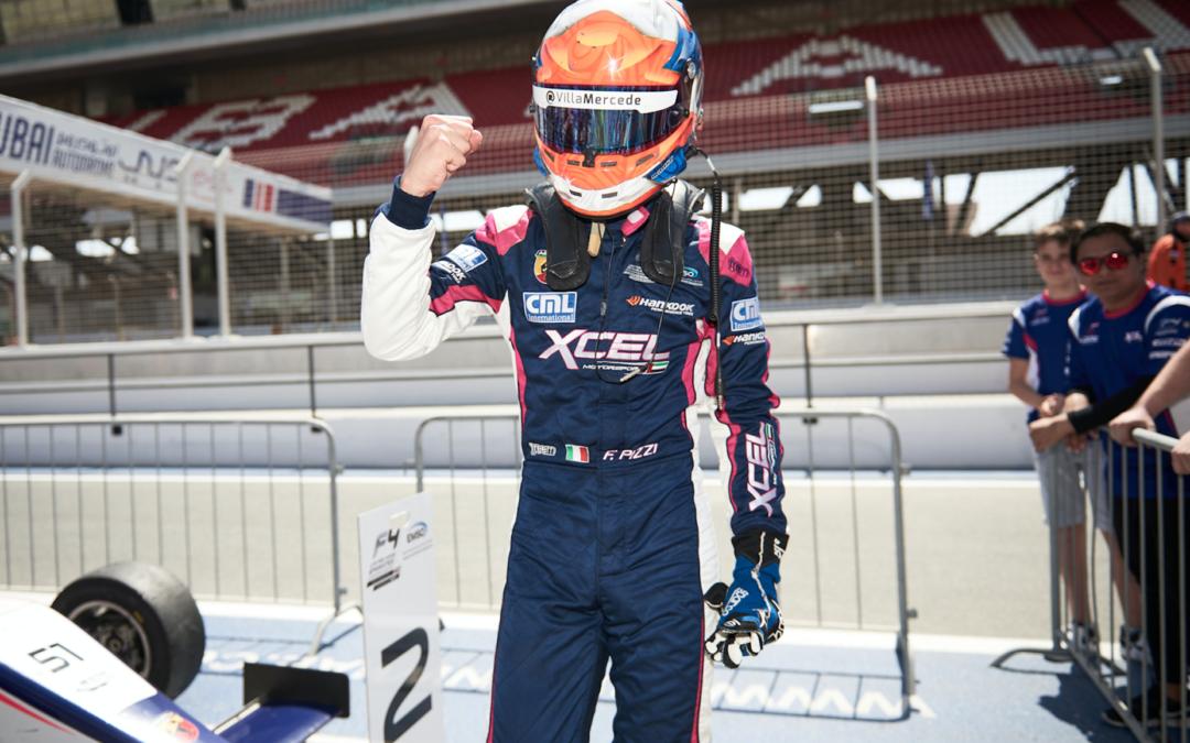 Francesco Pizzi is the 2020 F4UAE Champion!
