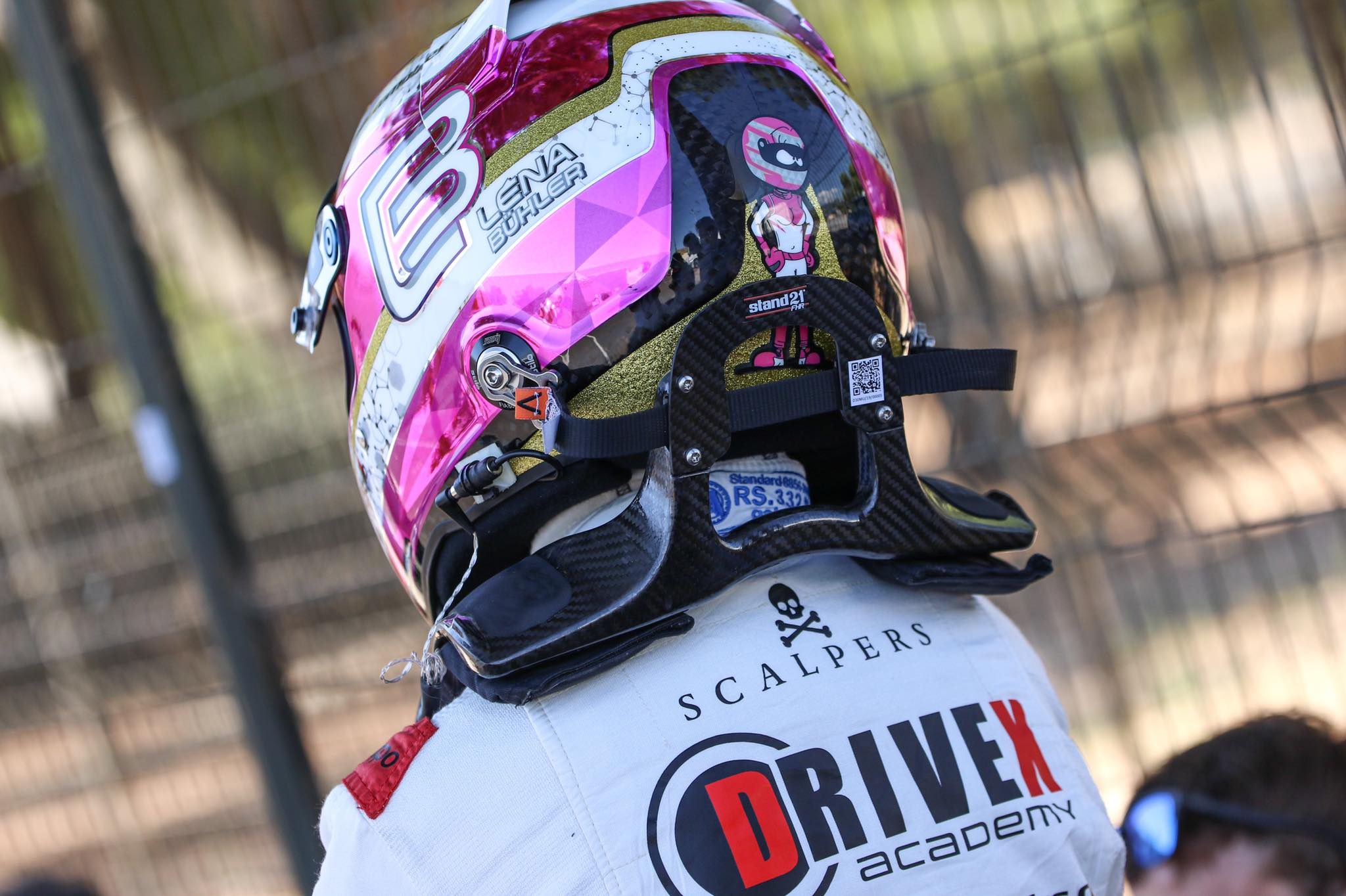 Léna Bühler is ready for the Jerez weekend