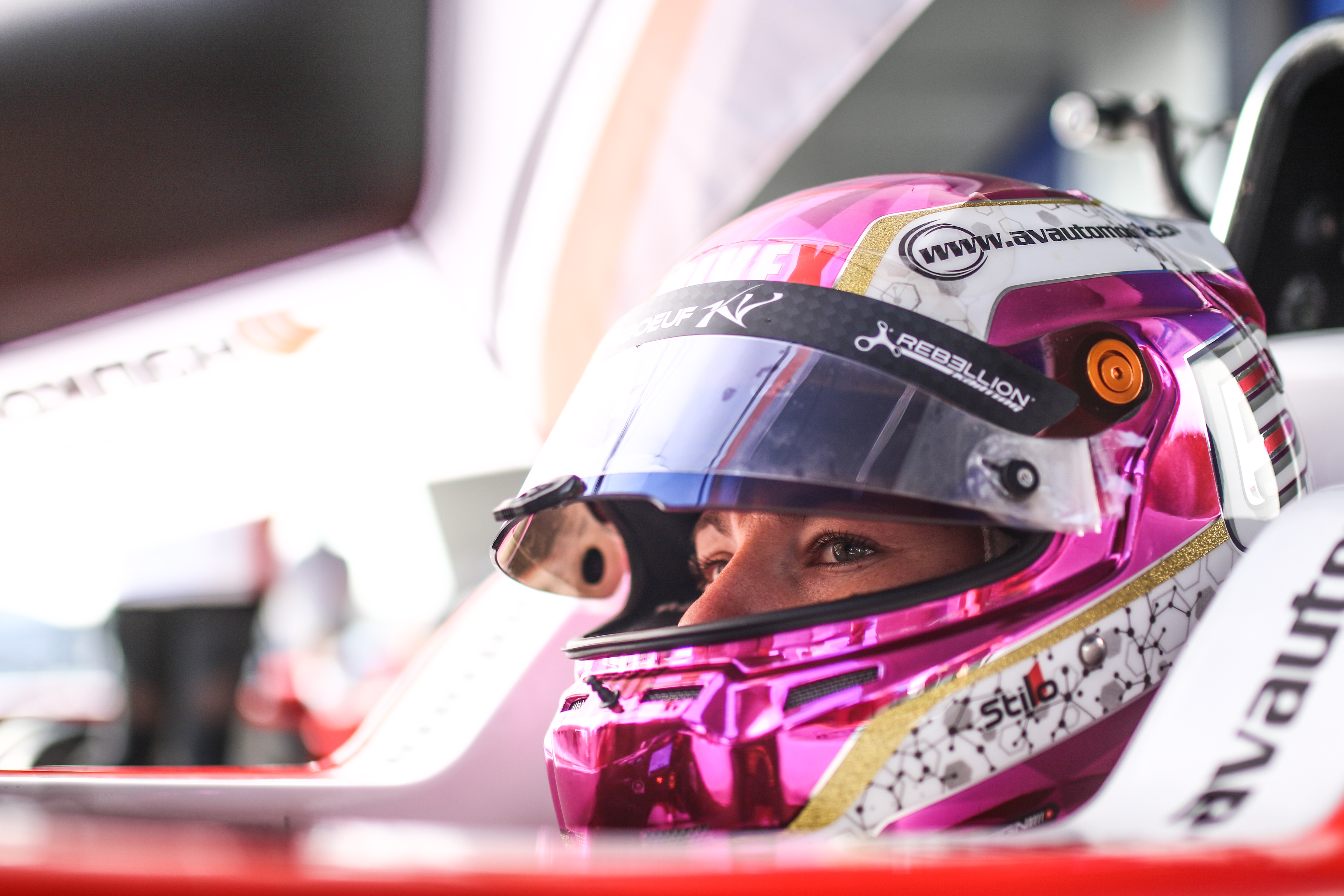 Léna Bühler fights in Valencia in the fourth round of the Spanish F4