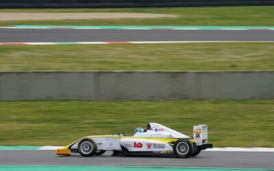 Leonardo Bizzotto pronto all'esordio nel Campionato Italiano F4